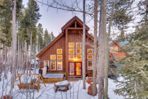real estate photography winter lookbook