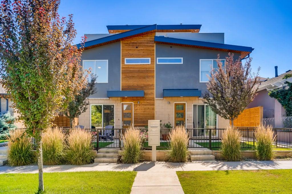 Modern Home in Denver